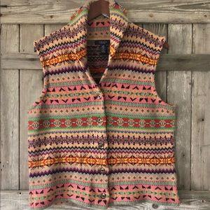 Ralph Lauren Chaps Sweater Vest